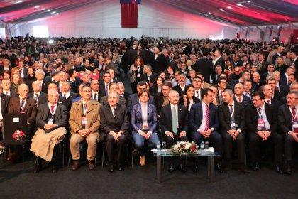 CHP İstanbul 37. Olağan kongresinde seçilen İl Yönetim-Disiplin ve Kurultay Delegeleri tam Listesi