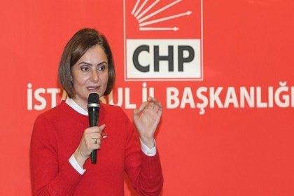CHP İstanbul İl Başkanlığına yeniden aday olan Canan Kaftancıoğlu adaylığını bugün açıklıyor
