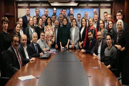 CHP İstanbul İl Başkanlığında görev dağılımı yapıldı