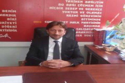 CHP Kırklareli il başkanı Alaaddin Güncer oldu