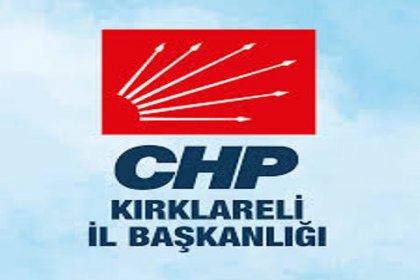 CHP Kırklareli İl Örgütü yeni başkanını seçiyor