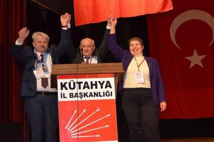 CHP Kütahya İl Başkanlığı'na Zeliha Aksaz seçildi