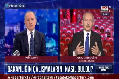 """CHP Lideri Kılıçdaroğlu, """"Ben olsaydım Ekonomi ve Sosyal konseyi toplardım"""""""