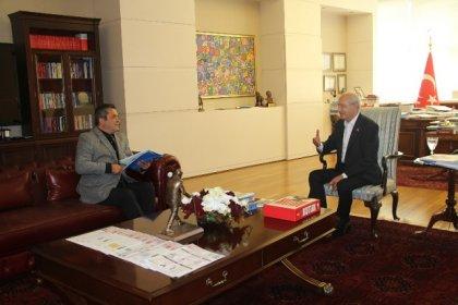 CHP Lideri Kemal Kılıçdaroğlu, kamu çalışanlarının sorunlarını dinledi