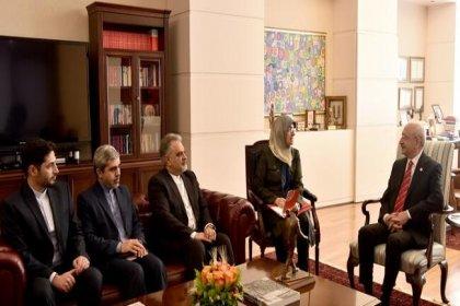 CHP lideri Kılıçdaroğlu, İran Büyükelçisi ile görüştü