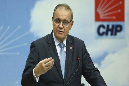 CHP Sözcüsü Faik Öztrak 15.00'da basın açıklaması yapacak