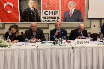 CHP Trabzon İl Örgütü yeni yönetimini belirliyor