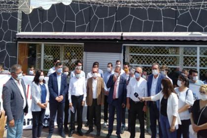 CHP ve İYİ Parti'den mahkeme kararına uymayan AKP'li belediyeye ortak tepki