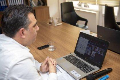 CHP'li 11 büyükşehir belediyesinin Sosyal Hizmetler Dairesi Başkanları bir araya geldi