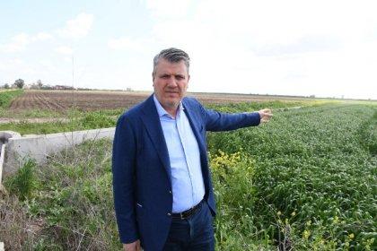 CHP'li Barut: Çiftçilere daha çok destek verilmeli