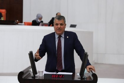 CHP'li Barut'tan  'Havai fişek kullanımının yasaklanması' için kanun teklifi