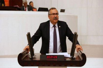 CHP'li Bülbül: itibardan tasarruf etmeyenler vatandaşa IBAN yolluyor