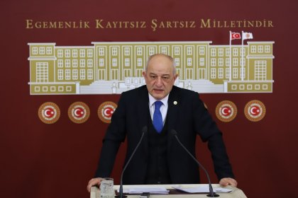 CHP'li Fazıl Kasap: İğdeköy arsenikli su içmeye mahkum ediliyor