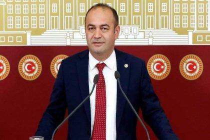 CHP'li Özgür Karabat; Cengiz İnşaat'ın 2005-2009 yıllarına ait vergi cezası affedildi, bugünkü kur karşılığı topladığınız tüm bağışın kat kat üstünde