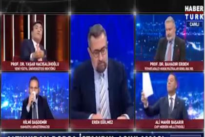 CHP'li vekil Ali Mahir Başarır'ın tank palet fabrikasının Katar'a satılmasına ilişkin sözleri tartışma yarattı