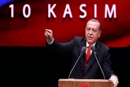 CHP'li vekil: Erdoğan, 10 Kasım'da yaptığı skandal konuşmayı kitapçık halinde bastırıp liselere dağıttırıyor