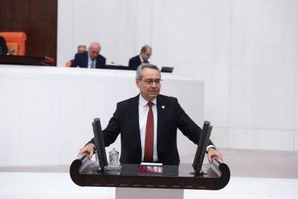 CHP'li Zeybek: Erdoğan, Türkiye'yi şirket gibi yönetmek istiyordu, Türkiye'yi şirketlere teslim etti