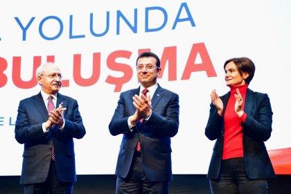 CHP'nin 37. olağan İstanbul il kongresi bugün Haliç Kongre Merkezinde yapılacak