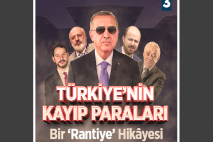 CHP'nin dijital dergisi Millet, 'Türkiye'nin Kayıp Paraları' dosyasıyla yayında