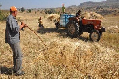 Çiftçilerin bankalara 123.5 milyar TL borcu var