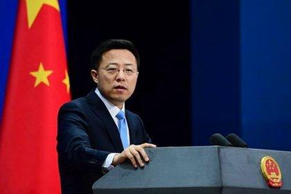 Çin: Veriler, ABD'nin Covid-19'la mücadeledeki yetersizliğini kanıtlıyor