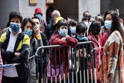 Çin'de 8'i yurt dışı kaynaklı 40 yeni Covid-19 vakası teşhis edildi