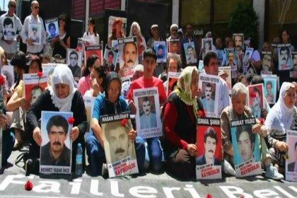 Cumartesi Anneleri Silopi'de gözaltındayken kaybedilen 6 kişinin akıbetini sordu