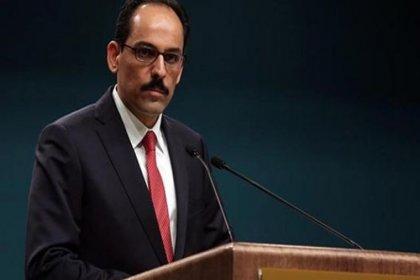 Cumhurbaşkanlığı Sözcüsü Kalın'dan 'darbe' açıklaması