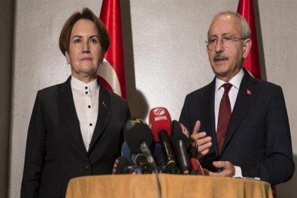 Cumhuriyet gazetesine verilen cezaya Kılıçdaroğlu ve Akşener'den tepki: 'Suçlu olmanın telaşıdır bu'