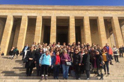 Cumhuriyet Kadınları Derneği yeni yönetimini belirledi