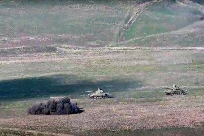 Dağlık Karabağ'da çatışmalarda ölenlerin sayısı 39'a yükseldi
