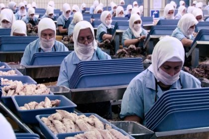 """""""Dardenel'de 153 işçi enfekte, 56'sı hastanede"""""""