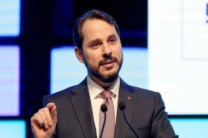Davos Zirvesi'nde konuşan Berat Albayrak: Türkiye'nin borç karnesi çok sağlam