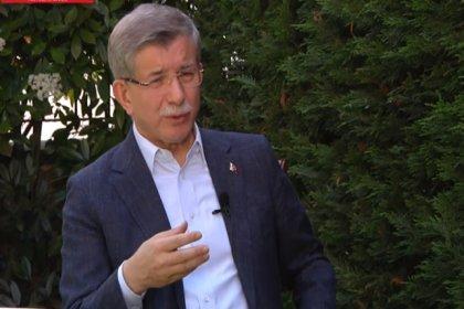 Davutoğlu: Pelikan bildirisine karşı soruşturma açsaydım arkasından Cumhurbaşkanına yakın isimler çıkacaktı