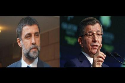 Davutoğlu, Hakan Şükür için 'FETÖ'nün siyasi ayağıydı' dedi, Şükür'den yanıt geldi: Ben istifa ettim, sen kovuldun