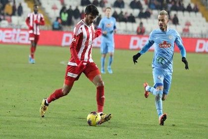 Demir Grup Sivasspor - Çaykur Rizespor: 1-1