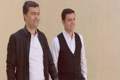 Demirtaş'tan HDP'ye mesaj: Parti yönetiminde resmi görevler üstlenmemiz mümkün değil, bu tür öneri ve tartışmalara girmeyin