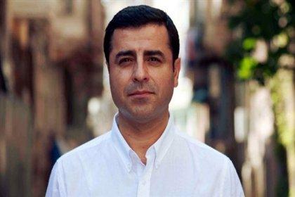 Demirtaş'tan AİHM kararı sonrası açıklama: Karar, hukuk ve adalet sisteminin bizzat hükümet eliyle çökertildiğinin tescilidir