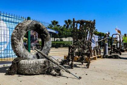 Denizi kirleten 19 gemiye 36 milyon lira ceza kesildi