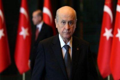 """Devlet Bahçeli, AKP'den sonra bu sefer de CHP'ye yüklendi; """"Bu CHP yönetimi ki, Türkiye'yi tuzağa çekip kafese koymak isteyenlere göz yumar"""""""