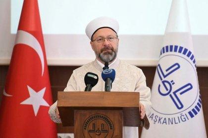 Diyanet İşleri Başkanı Ali Erbaş: Camilerde cemaatle namaz kılınmasına ara verildi