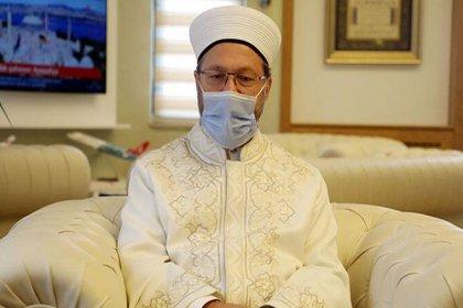 Diyanet İşleri Başkanı Erbaş: Ayasofya içinde bir mektep, bir medrese olsun'