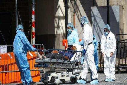 Dünyada koronavirüs nedeniyle ölüm sayısı 1.5 milyona yaklaştı