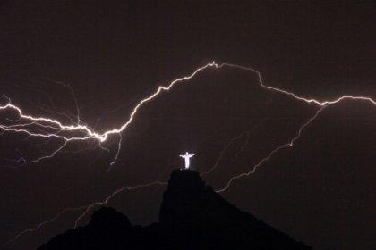 Dünyanın en uzun yıldırımı Brezilya'da kaydedildi