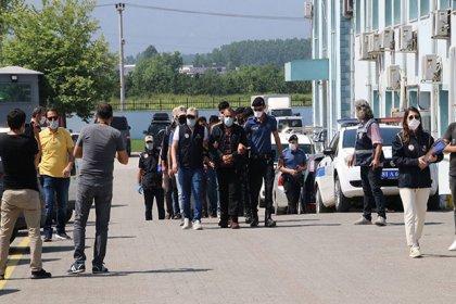 Düzce'de IŞİD operasyonu: Aralarında bomba uzmanının da olduğu 7 kişiye gözaltı