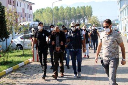 Düzce'de IŞİD'in hücre evine baskın: 6 gözaltı