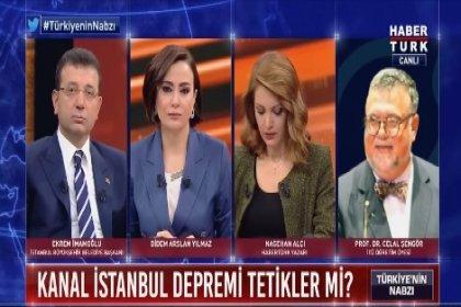 Ekrem İmamoğlu: Kanal İstanbul için, bu rapora göre 7 bin konut yıkılacak