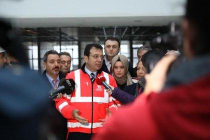 Ekrem İmamoğlu: Kanal İstanbul, Montrö'yü bypassa dönüştürebilir