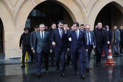 Ekrem İmamoğlu'ndan Bakan Murat Kurum'un başkanlığında yapılan toplantıya ilişkin açıklama: İş birliği konusunda karar alındı