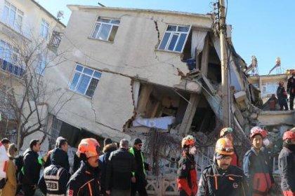 Elazığ depreminde yaşamını yitirenlerin sayısı 41'e yükseldi